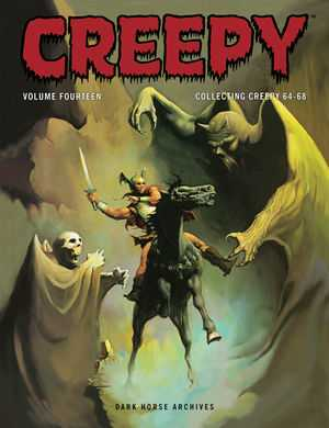 Creepy Archives #14 cover